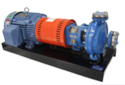 ANSI Centrifugal Pump Package combats High Temperature/Heat Transfers.