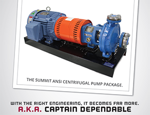Industrial Pumps and Vacuum Systems, C&B Equipment, INC.