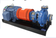 The Summit ANSI Centrifugal Pump Package. With the right engineering it becomes much more. A.K.A Captain Dependable