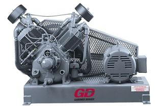 PL-Series Pressure Lubricated Reciprocating Compressors, C&B Equipment, INC.