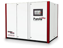 gardner denver pureaire oil free air compressor