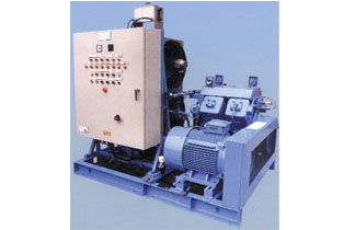 Industrial Gas Compressors, C&B Equipment, INC.