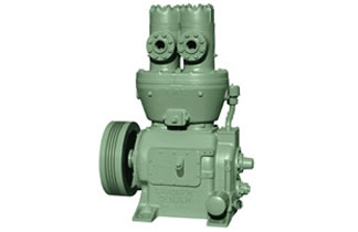 L Series Pressure Lubricated Reciprocating Compressors, C&B Equipment, INC.