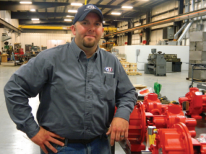 C & B Equipment has added Nick Roths as their new Service Manager.