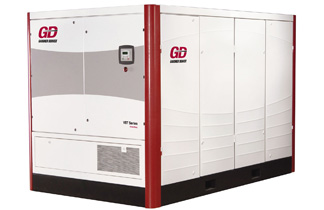 VST Series Variable Speed Compressors, C&B Equipment, INC.