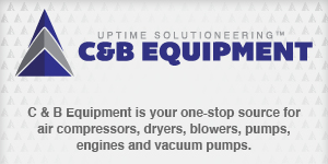 Uptime Solutioneering™, free with every order, and only from C & B.