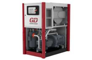 When you choose an oil-less EnviroAire Series compressor from Gardner Denver, you get a clean, reliable and efficient air supply that benefits both your business and your bottom line!