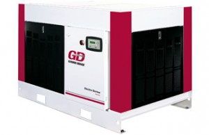 The Gardner Denver Electra-Screw 40, and 50hp rotary screw compressors provide an economical solution to your compressor needs.