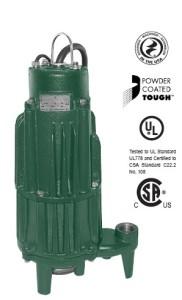 Model 7011 Auto reversing Grinder Pump
