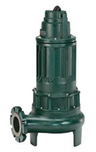 Solids Handling Submersible Pump