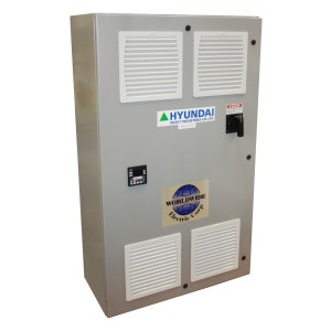 Hyundai Heavy Duty Drive Package-NEMA 12 Enclosure