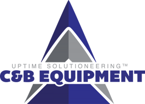 C&B Equipment Logo
