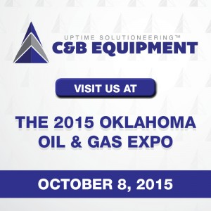 C&B Equipment Oklahoma Oil & Gas Expo