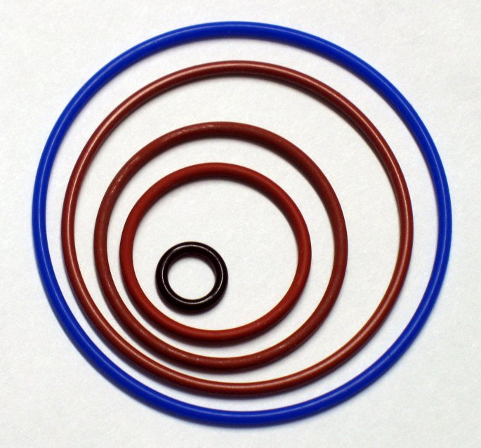 A collection of O-Rings