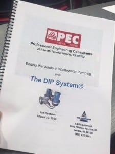 The DIP System PEC