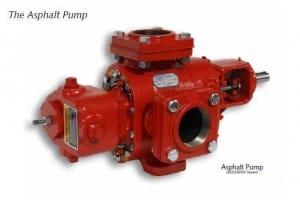 Roper Asphalt Pump