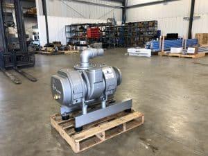 Vacuum Pump Repair & Rebuild, C&B Equipment, INC.