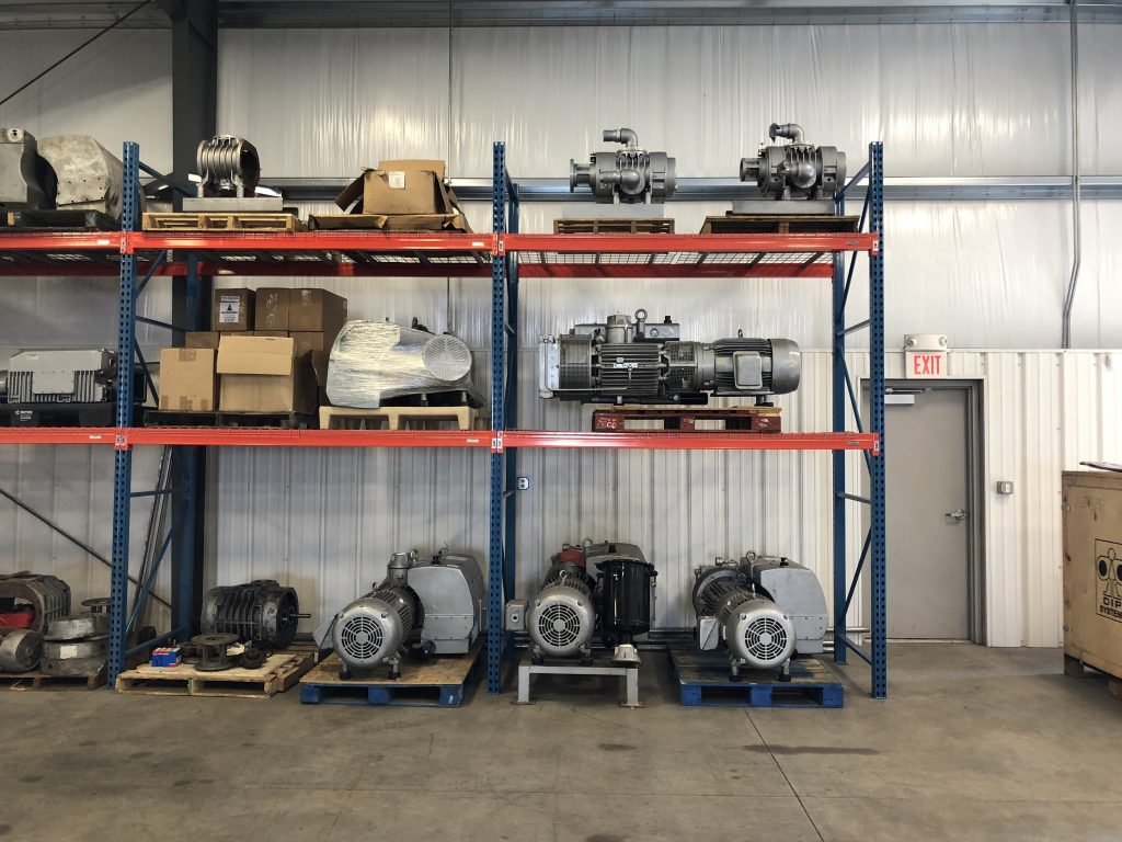 Air Audits, Onsite Service, Maintenance and Engineering, C&B Equipment, INC.