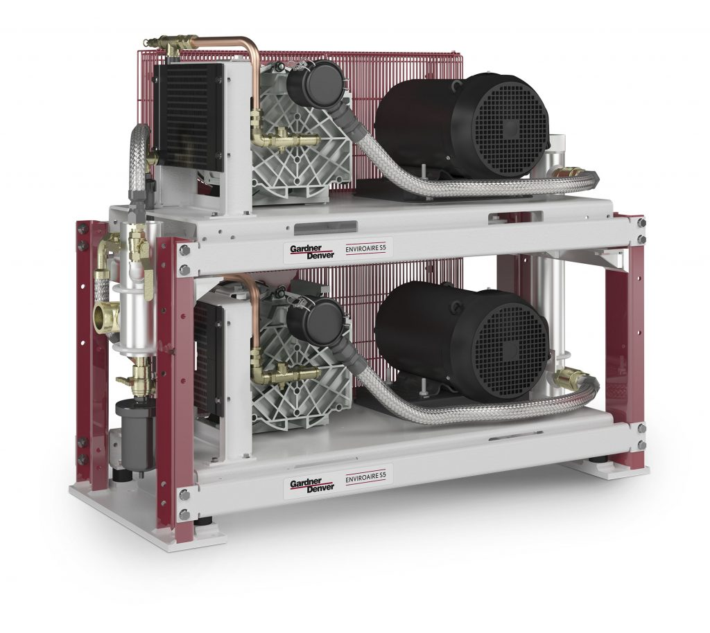 Oil Free / Oil Less compressors, C&B Equipment, INC.