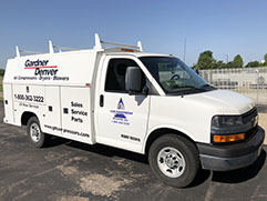 Equipment Service, Maintenance & Repair, C&B Equipment, INC.