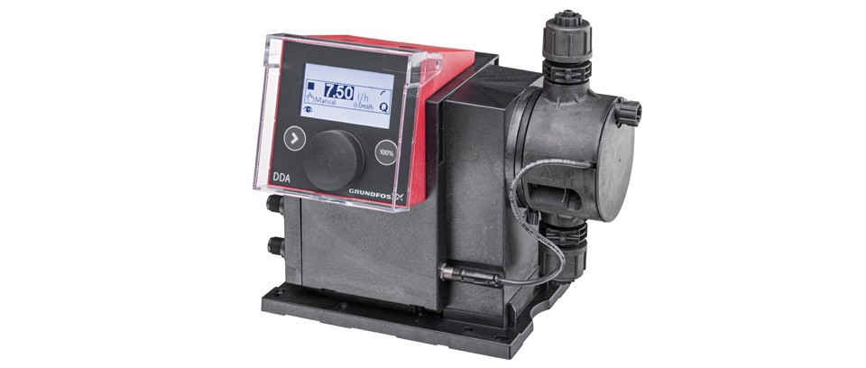 How SMART Is Your Dosing Pump?, C&B Equipment, INC.