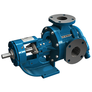 High Pressure Positive Displacement Pumps, C&B Equipment, INC.