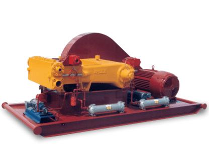 Positive Displacement Pumps, C&B Equipment, INC.