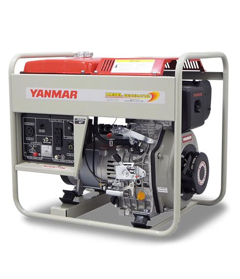 Yanmar YDG 5500