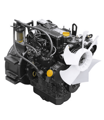 Types of Industrial Diesel Engines: YANMAR Air Cooled and Water Cooled Engines, C&B Equipment, INC.